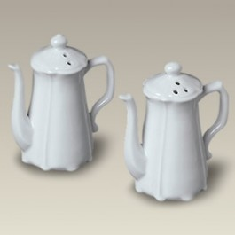 Coffee Pot Salt and Pepper Shakers