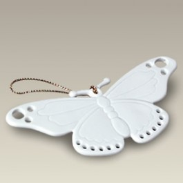 "3.75"" Butterfly Ornament"