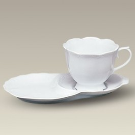 Scrolled Tea and Toast Set, SELECTED SECONDS