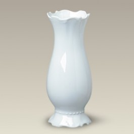 """10"""" Scrolled Vase, SELECTED SECONDS"""