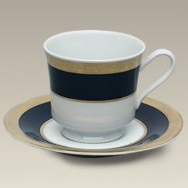 8 oz. Phoenicia Cup and Saucer