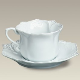 5 oz. R.S. Prussia Style Cup and Saucer