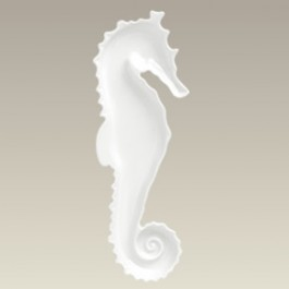 Seahorse Shaped Serving Dish, 15""