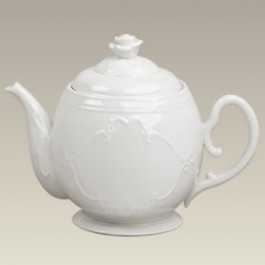 Teapot Shape Cookie Jar, 9""