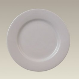 "6.44"" Rim Shaped B&B Plate"