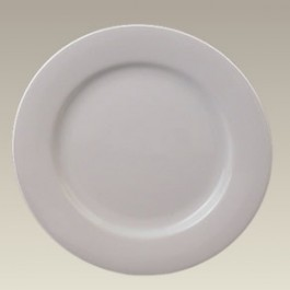 """7.5"""" Rim Shaped Salad Plate, SELECTED SECONDS"""