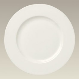 "10.25"" Cream Colored Dinner Plate"