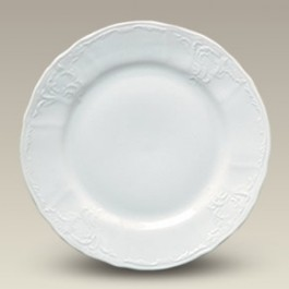 "11"" Chinese Bernadotte Plate, SELECTED SECONDS"