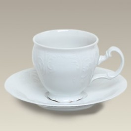 5.5 oz. Chinese Bernadotte Cup and Saucer