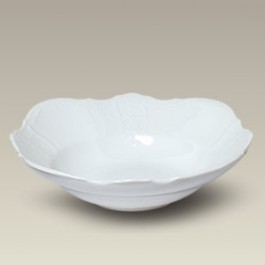 "10.25"" Chinese Bernadotte Vegetable Bowl"