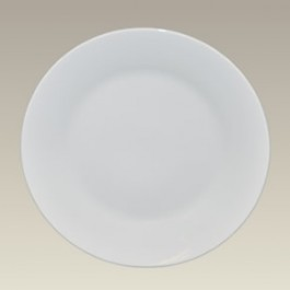 "10.5"" Coupe Shape Plate, SELECTED SECONDS"