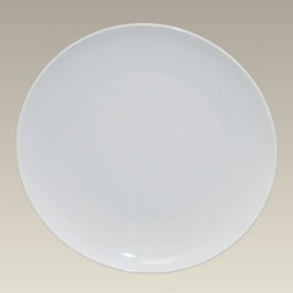 "8.25"" Coupe Shape Plate"