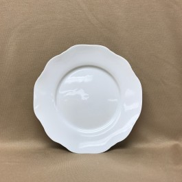 "6.5"" Scalloped Bread & Butter Plate, SELECTED SECONDS"