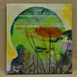 Porcelain Painting - Symphony of Colours by S. Reisser