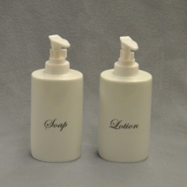 Set of Lotion & Soap Dispensers