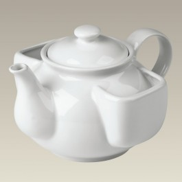 Friendship Teapot with two pockets, 32 oz.