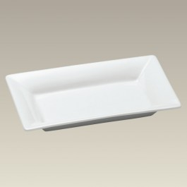 "Plain Candy Dish, 6.5"" x 4"", SELECTED SECONDS"