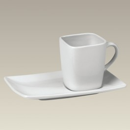 """Tea and Toast Set, 7.75"""" x 5"""", SELECTED SECONDS"""