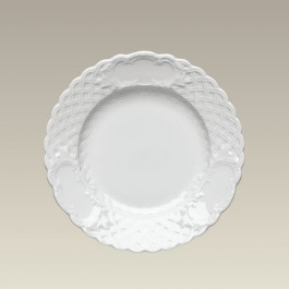 """Embossed Plate, 7.375"""", SELECTED SECONDS"""
