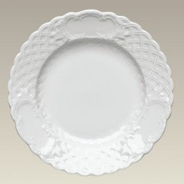 """Embossed Plate, 10.625"""", SELECTED SECONDS"""
