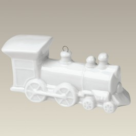"Train Ornament,  4.5"" x 2"" high"