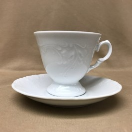 Frederyka Cup and Saucer, 6 oz