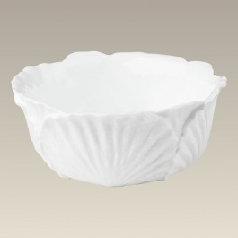 Cabbage Leaves Bowl, 8.75""