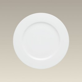 "8.375"" Rim Shaped Salad Plate"