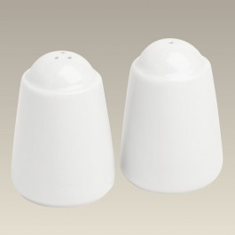 Tapered Salt and Pepper Shakers, 3""