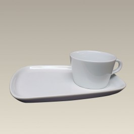 "Tea and Toast Set, 8.5"", SELECTED SECONDS"