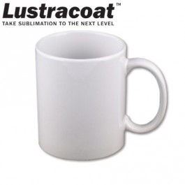 11 oz. Stoneware Sublimation Mug (Individually priced but must order in multiples of 36)