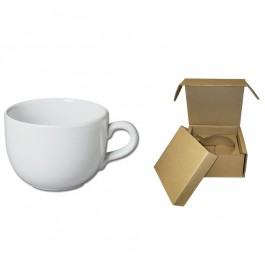 Chili Bowl for Sublimation, In Remailer Boxes