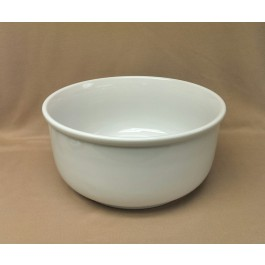 Popcorn Bowl for Sublimation, 9.5""