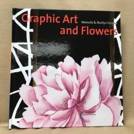 Graphic Art & Flowers book by M.  Ferreira