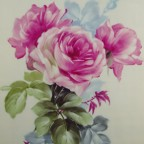 Roses by Mary Ashcroft