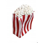 """Art Sculpture & Container with removable Popcorn Lid, 12.5"""""""