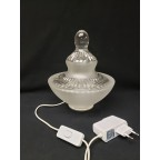 RUCKL Crystal Lamp, 9.5""