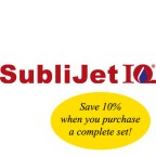 Sublijet IQ Epson 4880, Set of 8 Cartridges