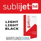 Sublijet HD Virtuoso VJ628 Light Light Black Cartridge 220 ml