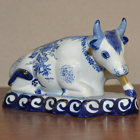 Reproduction Delft Cow