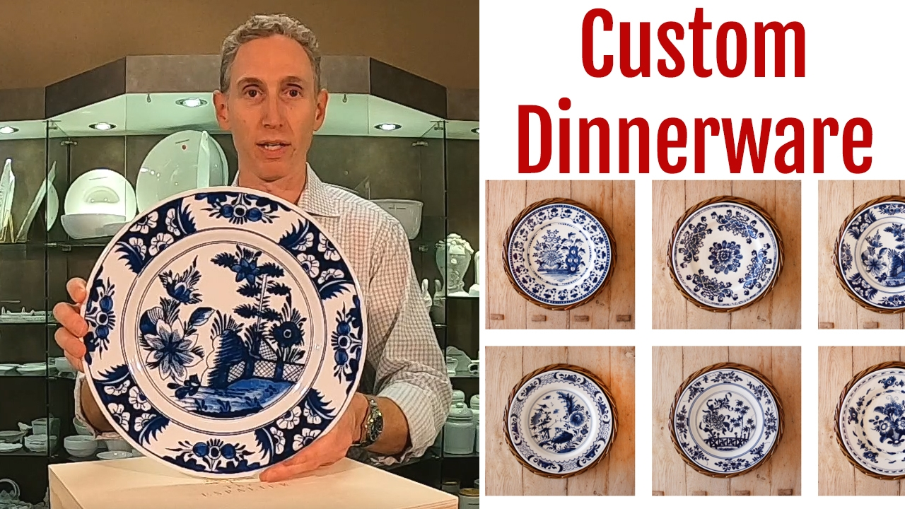 Dinnerware Video